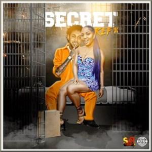 Instrumental: Vybz Kartel - Secret (Refix) Ft. Shenseea (Produced By SoUnique Records)